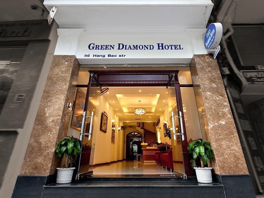 Green Diamond Hotel - Hotell och Boende i Vietnam , Hanoi