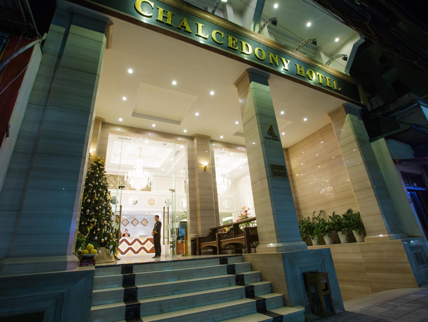 Chalcedony Hotel - Hotell och Boende i Vietnam , Hanoi