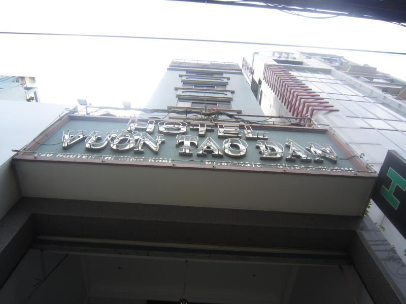 Vuon Tao Dan Hotel - Hotell och Boende i Vietnam , Ho Chi Minh City