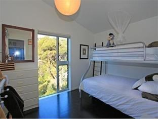 The Bach at Palm Beach Auckland - Bunk Room