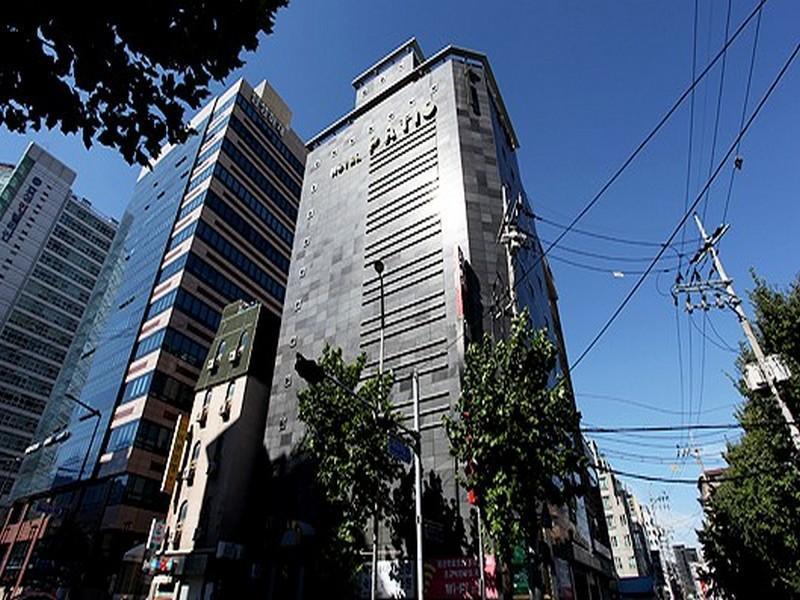 Patio  Hotel Seoul - Hotel Exterior