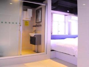 HF Hotel Hong Kong - Kamar Tidur
