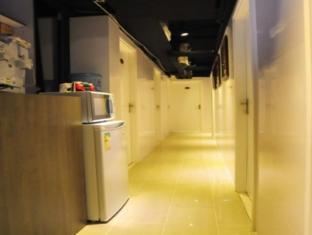 HF Hotel Hong Kong - Resepsionis