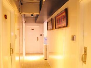 HF Hotel Hong Kong - Interior Hotel
