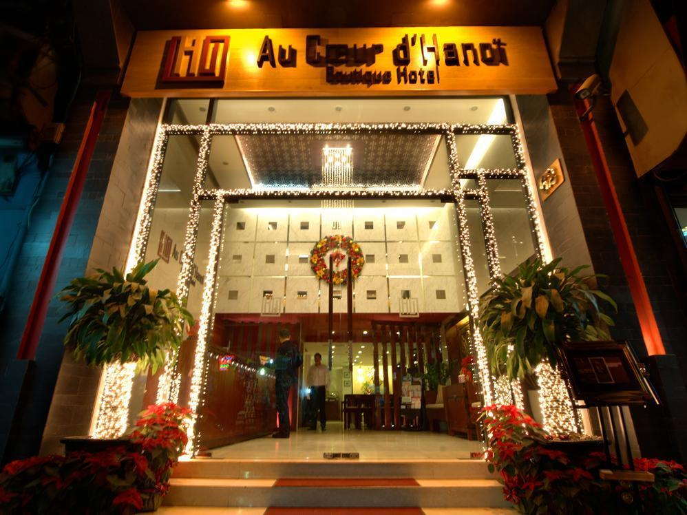 Au Coeur d  Hanoi Boutique Hotel - Hotell och Boende i Vietnam , Hanoi