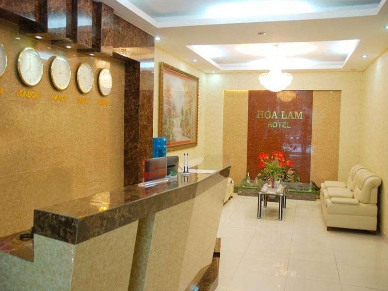 Hoa Lam Hotel - Hotell och Boende i Vietnam , Hanoi