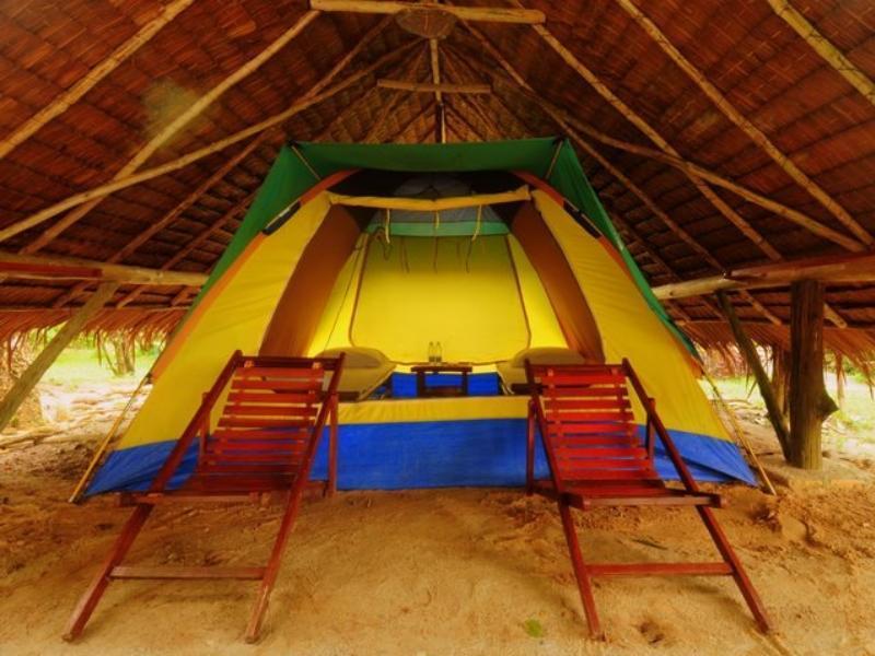 Hotell Sawasdee Lagoon Camping Resort i , Phang Nga. Klicka för att läsa mer och skicka bokningsförfrågan