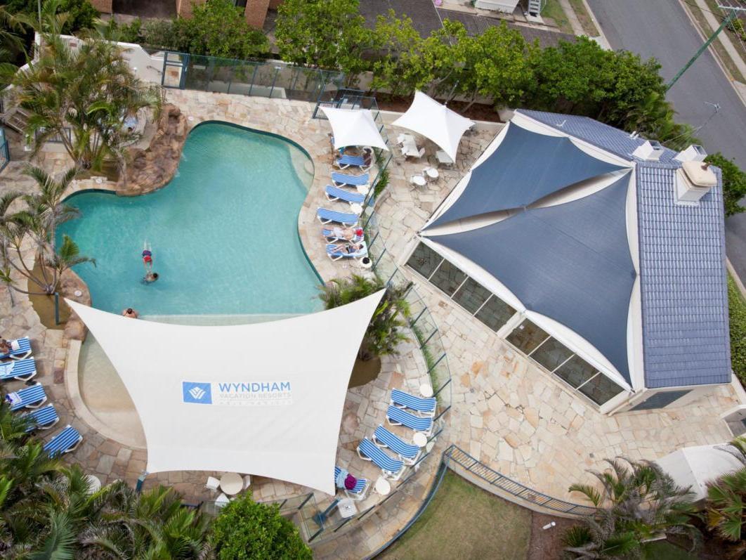 Wyndham Vacation Resorts Asia Pacific Kirra Beach - Hotell och Boende i Australien , Guldkusten