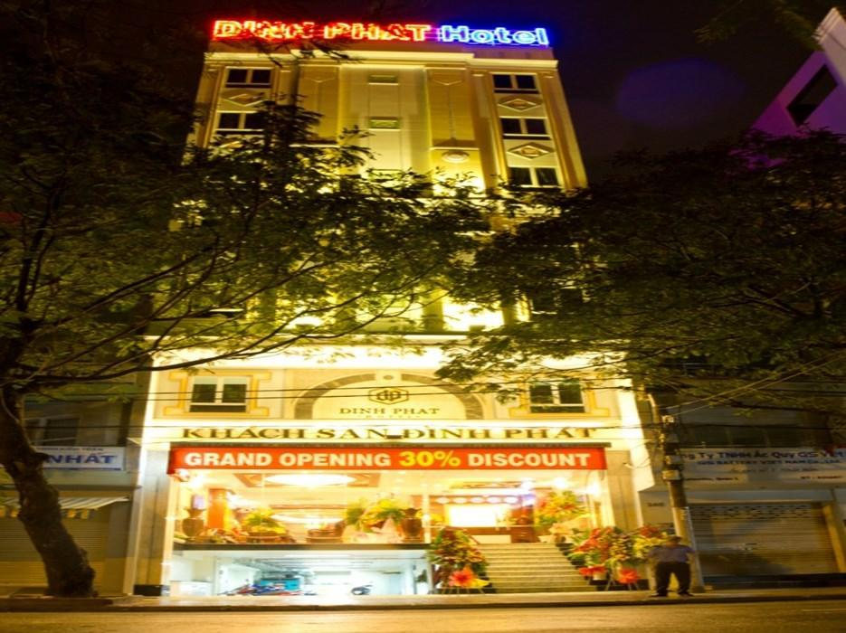Hotell Dinh Phat Hotel