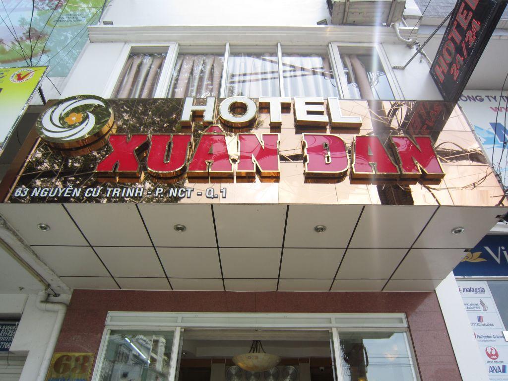 Xuan Dan Hotel - Hotell och Boende i Vietnam , Ho Chi Minh City