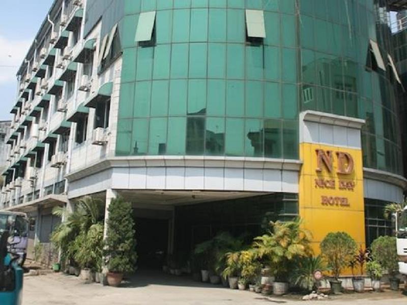 Nice Day Hotel Yangon - Exterior