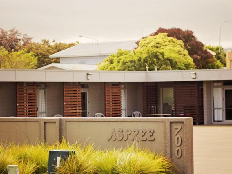 Aspree Motor Inn - Hotell och Boende i Nya Zeeland i Stilla havet och Australien
