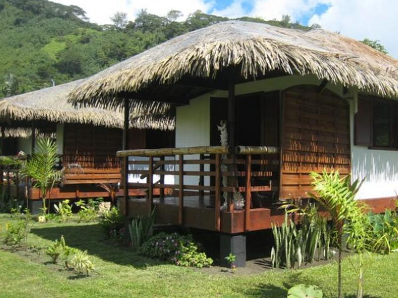 Fare Arearea - Hotels and Accommodation in French Polynesia, Pacific Ocean And Australia