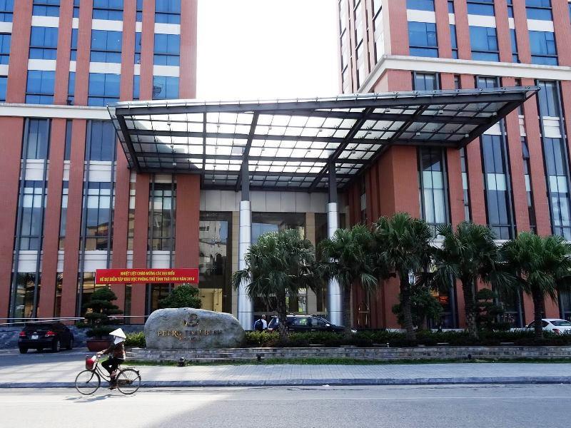 Petro Thai Binh Hotel - Hotell och Boende i Vietnam , Thai Binh