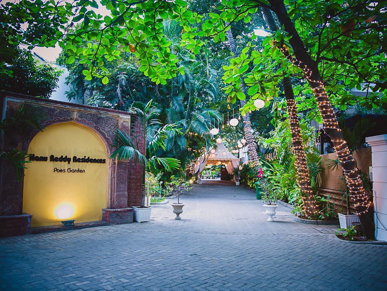 Hanu Reddy Residences Poes Garden - Chennai