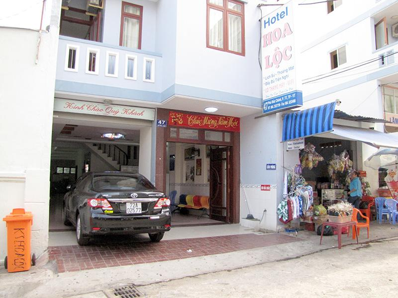 Hoa Loc Hotel - Hotell och Boende i Vietnam , Vung Tau
