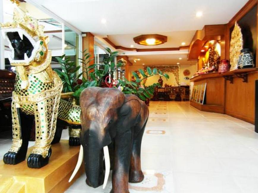 Thai City Palace Hotel - Hotels and Accommodation in Thailand, Asia