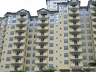 Netasha Holiday Apartment @ Crown Imperial Court - 1 star located at Cameron Highlands