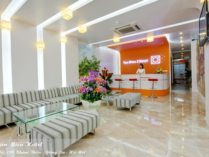Van Mieu Hotel - Kham Thien - Hotell och Boende i Vietnam , Hanoi