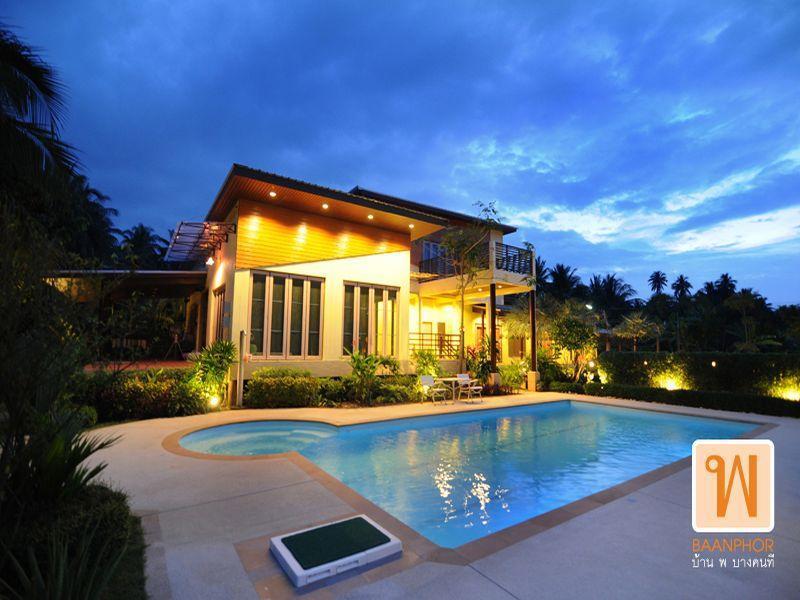 Hotell Baan Phor @BangKonTee i , Amphawa (Samut Songkhram). Klicka för att läsa mer och skicka bokningsförfrågan