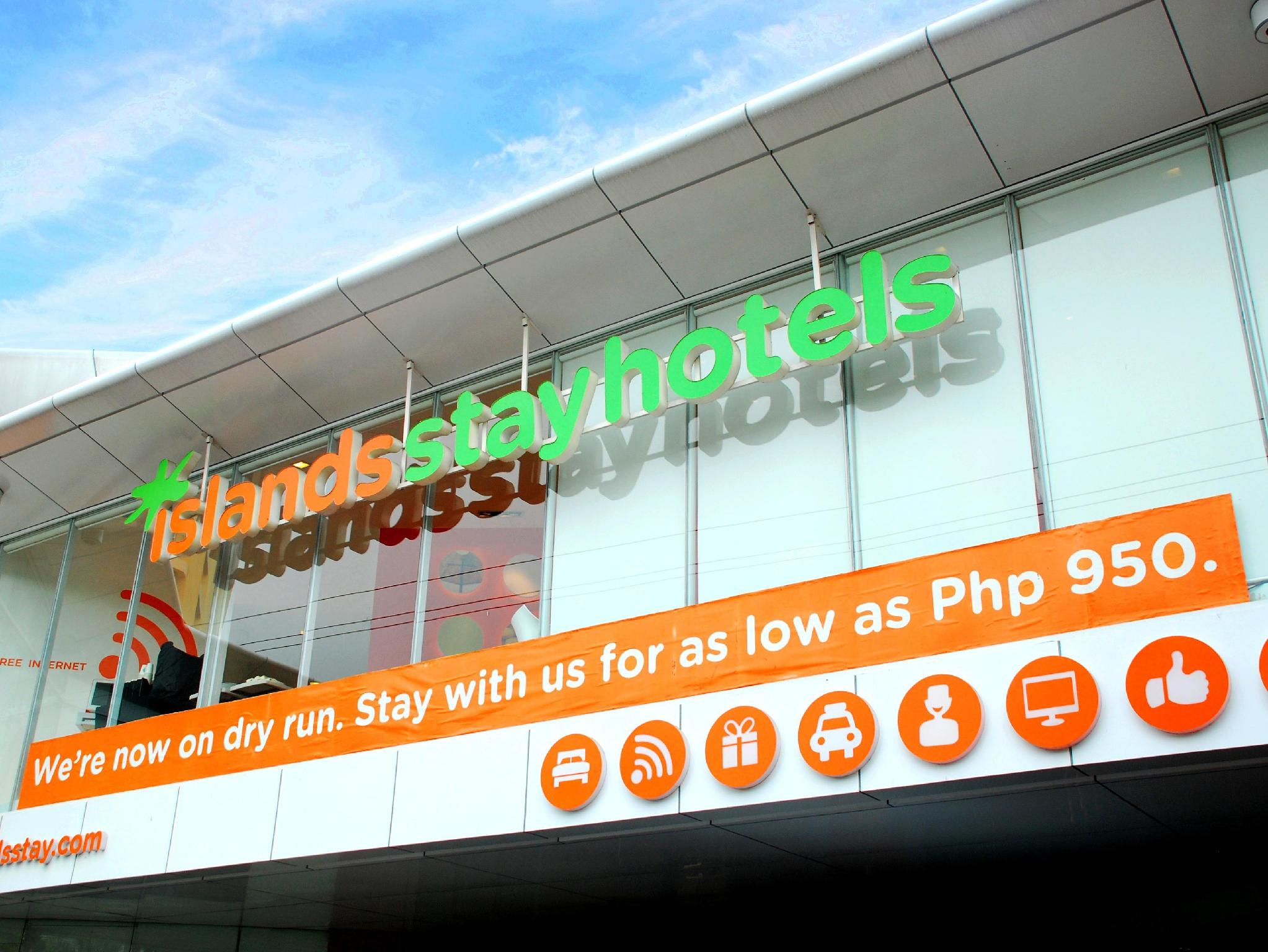 Islands Stay Hotels - Uptown Cebu City - Exterior do Hotel