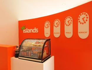 Islands Stay Hotels - Mactan Mactan Island - Vestíbul