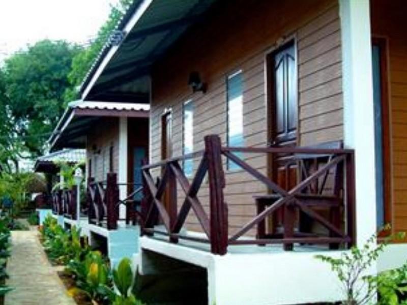Chitanun Guest House - Kanchanaburi