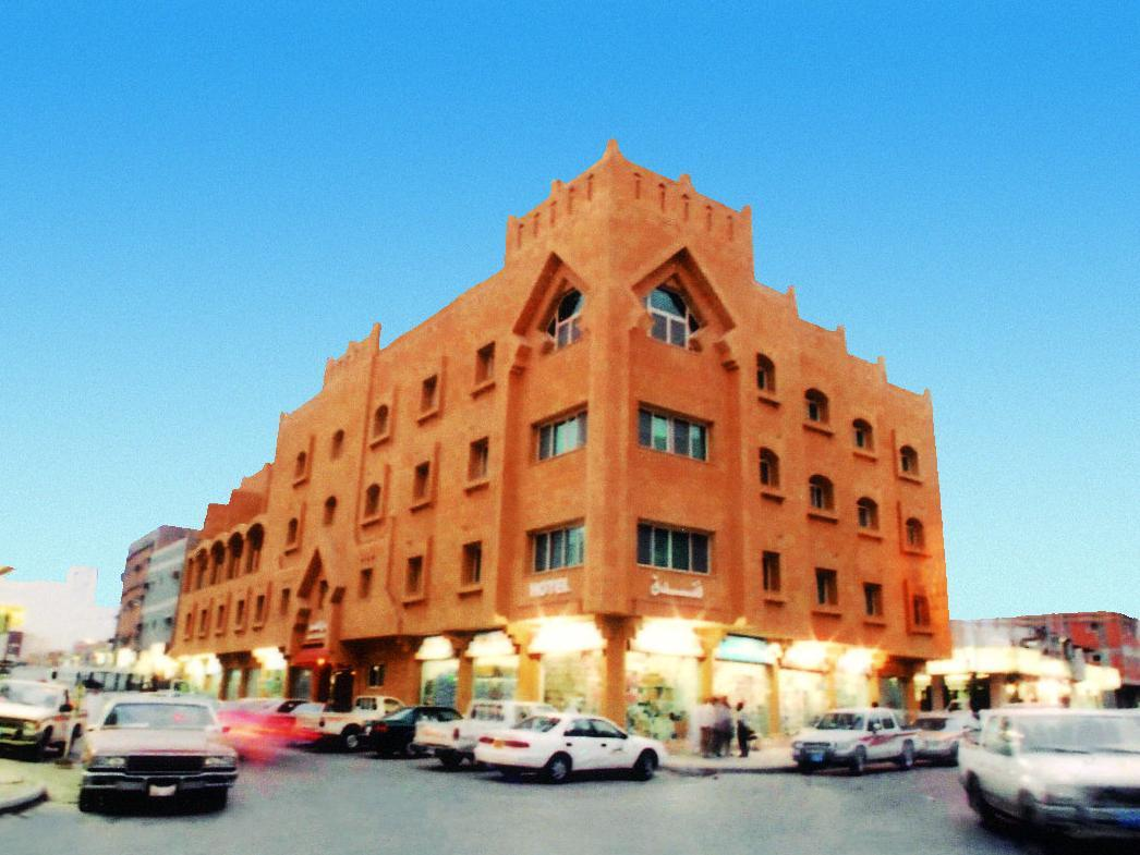 Asemah Hotel - Hotels and Accommodation in Saudi Arabia, Middle East