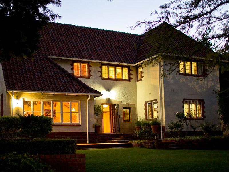 Brooklyn Manor Guesthouse - Hotels and Accommodation in South Africa, Africa