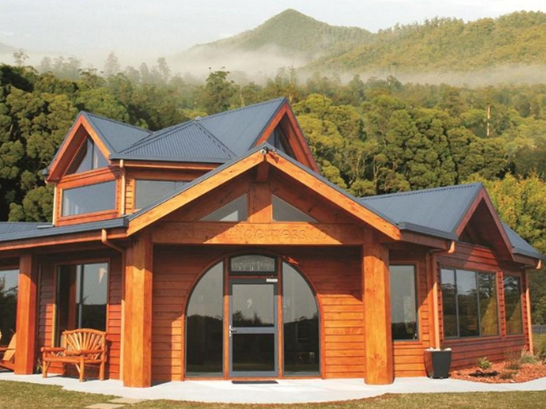 Tarkine Wilderness Lodge - Hotell och Boende i Australien , Wynyard