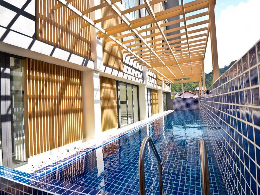 The Square Condominium Phuket - Hotel Aussenansicht