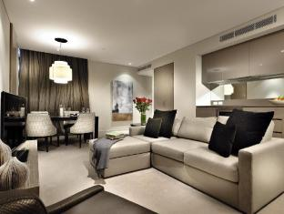 Fraser Suites Perth Perth - 1 Bedroom Living Room
