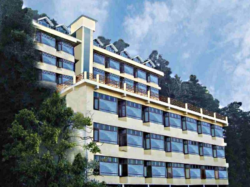 Snow Valley Resorts - Hotel and accommodation in India in Dalhousie