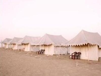Desert Safari Planners Campsite - Hotel and accommodation in India in Jaisalmer