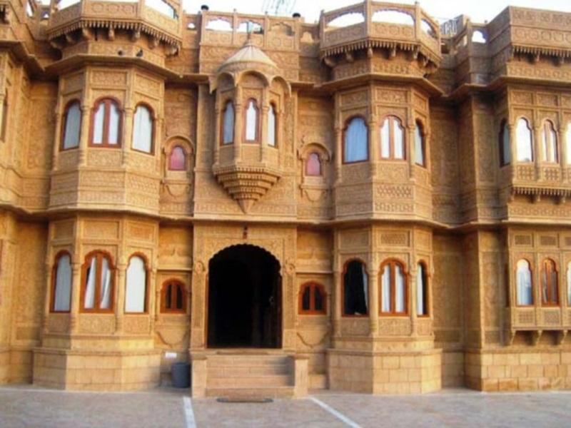 Hotel Lalgarh Fort   Palace - Hotel and accommodation in India in Jaisalmer