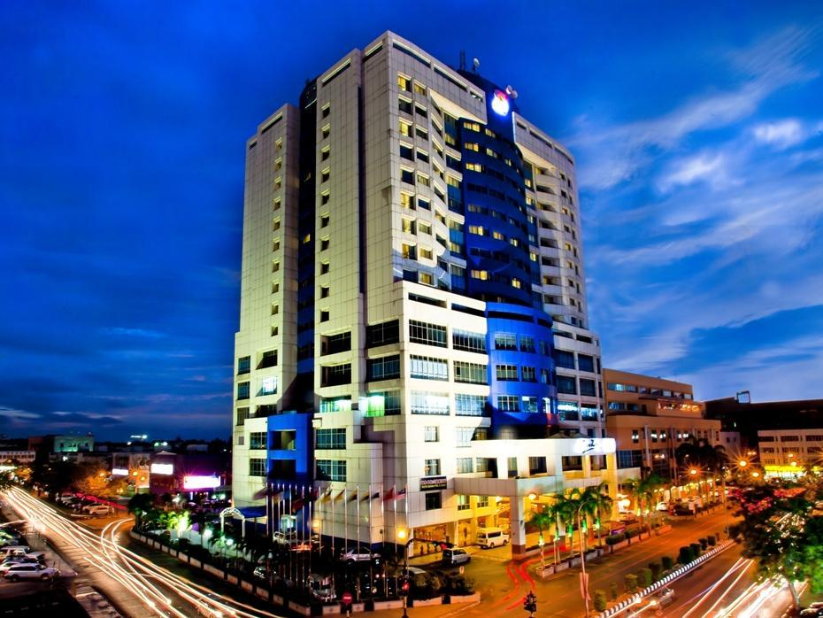 Mega Hotel Miri - Hotels and Accommodation in Malaysia, Asia