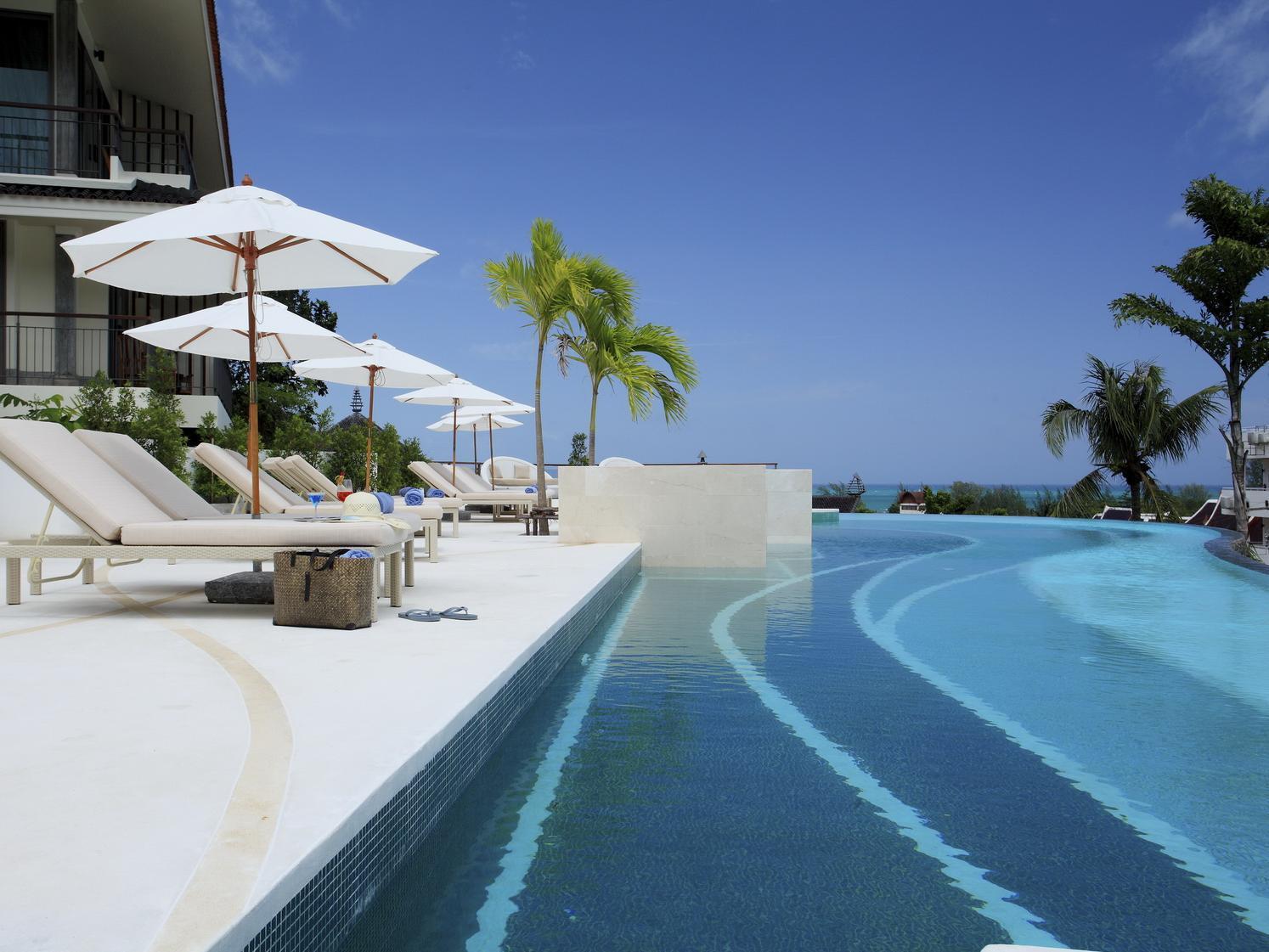 Hotell Mandarava Resort and Spa Karon Beach i Karon, Phuket. Klicka för att läsa mer och skicka bokningsförfrågan