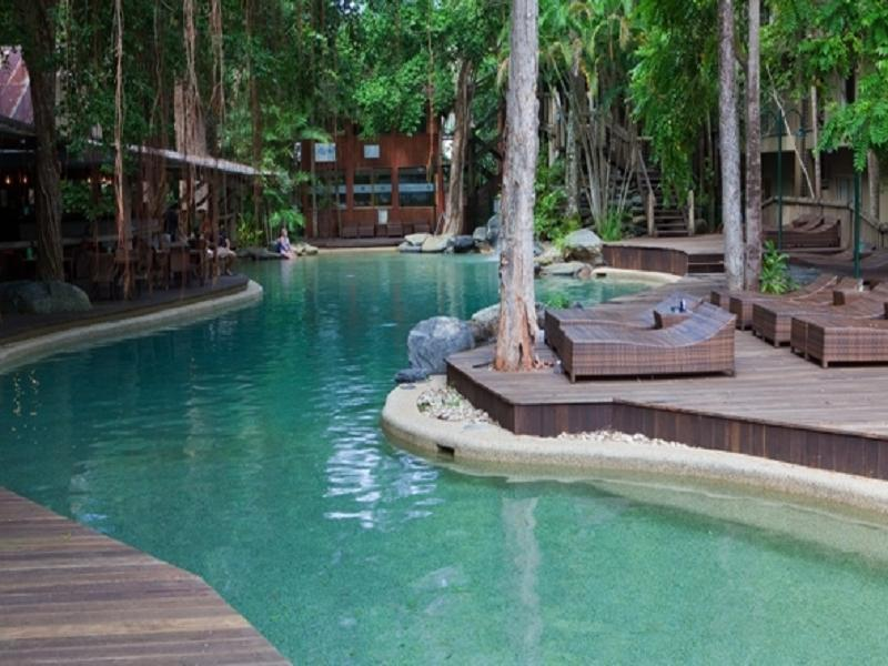 The Boutique Collection - Treetops - Private Studio - Hotell och Boende i Australien , Port Douglas