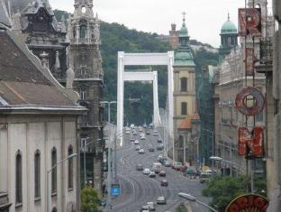 Elizabeth Bridge Hostel Boedapest - Omgeving