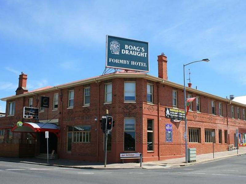 The Formby Hotel - Hotell och Boende i Australien , Devonport
