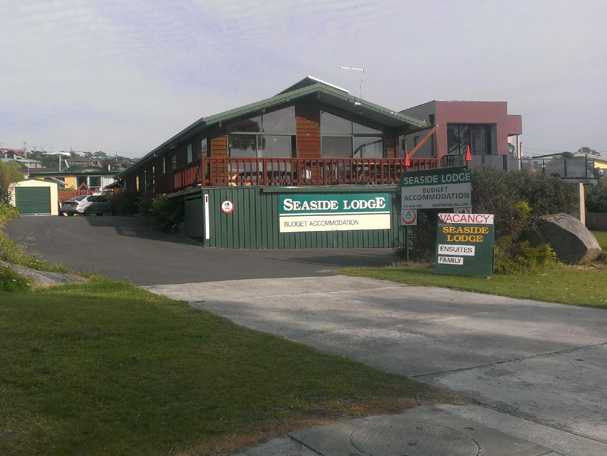 Bridport Seaside Lodge Backpackers - Hotell och Boende i Australien , Bridport