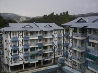 Meena's Penthouse @ Desa Anthurium - 1 star located at Cameron Highlands