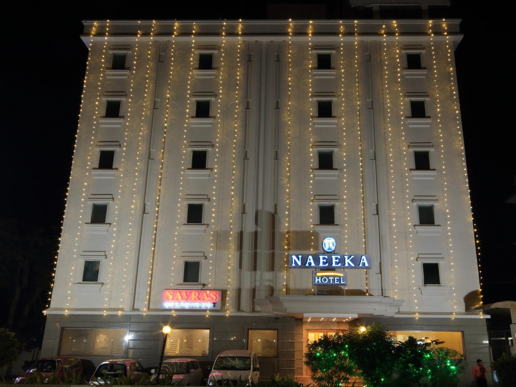 Naeeka Hotel - Hotel and accommodation in India in Ahmedabad