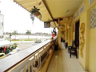 Lyon d'or Hotel and Restaurant Phnom Penh - Terrace View
