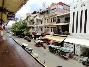 Lyon d'or Hotel and Restaurant Phnom Penh - View from Terrace