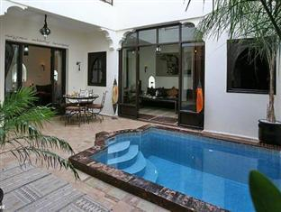 Riad Des Ours Marrakech - Pool