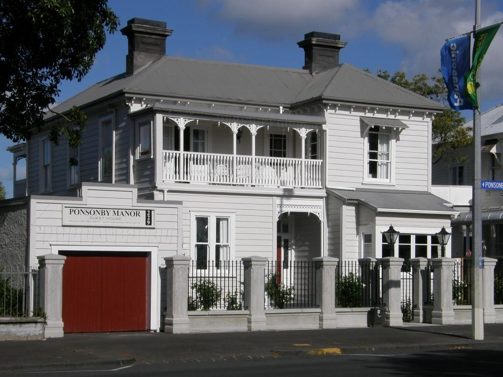 Ponsonby Manor Guest House - Hotels and Accommodation in New Zealand, Pacific Ocean And Australia