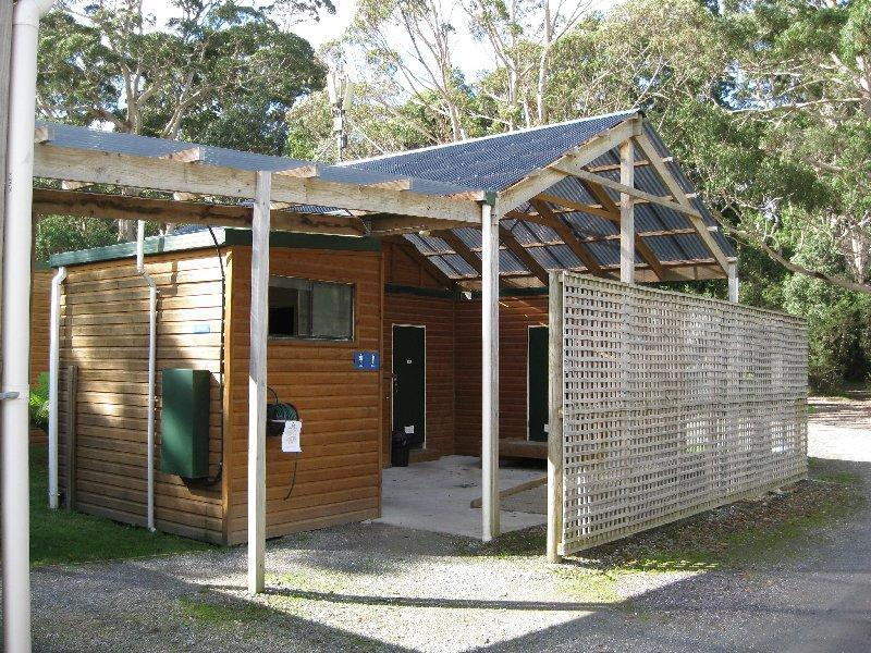 Strahan Backpackers YHA - Hotell och Boende i Australien , Strahan