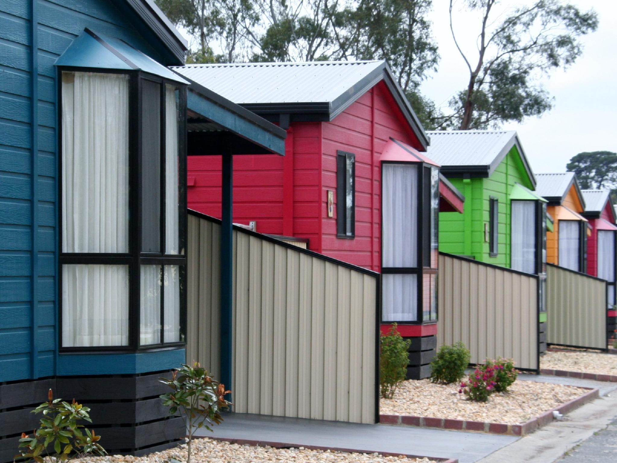 Park Lane Holiday Park - Traralgon - Hotell och Boende i Australien , Traralgon