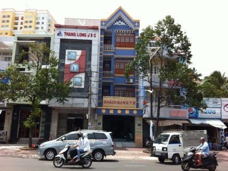 G.T.S Hotel - Hotell och Boende i Vietnam , Vung Tau